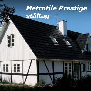 Metrtile Prestige Ståltag