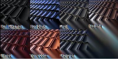 AeroDek® Unique farver