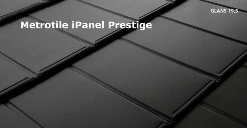 iPanel Prestige tagplader