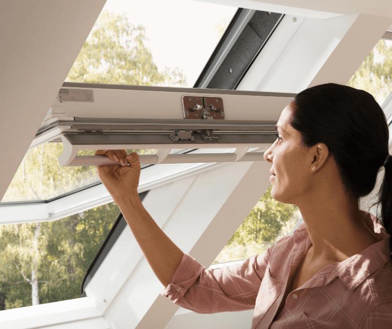 Ovenlysvinduer giver naturligt lys i din bolig