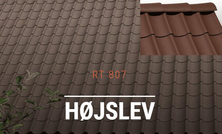 Højslev RT 807 - Brun
